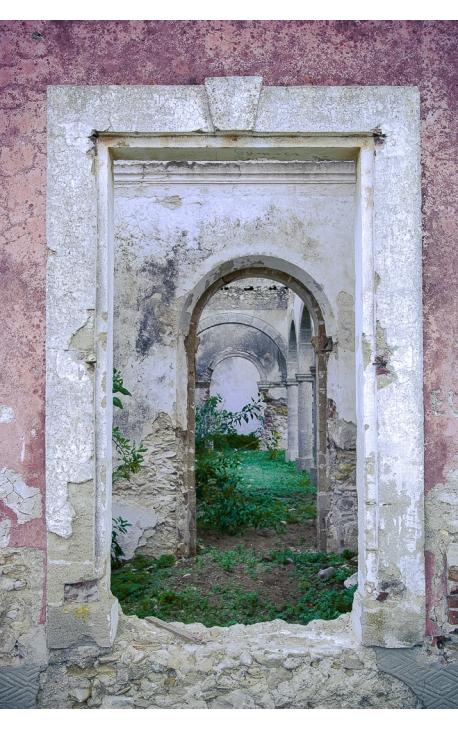 Ruins of Essaouira 03