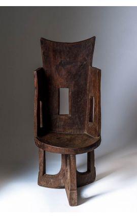 ETHIOPIE - Objet d'art africain - Chaise Oromo 02 Décoration