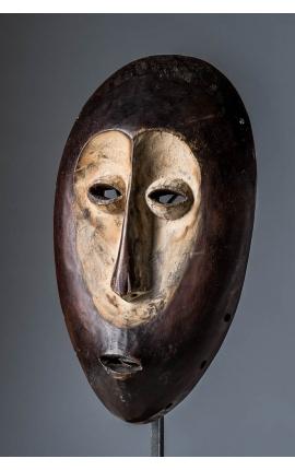 CONGO - Masque africain Lega 02