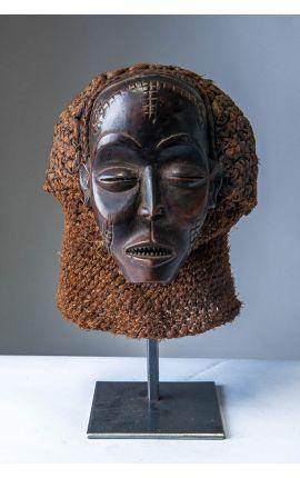 CONGO - Masque africain Tchokwe 04 - Achat masque Africain