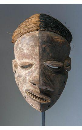 CONGO - Masque Pende 01  - vente d'objet de décoration