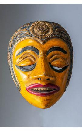 INDONESIE - Masque Théatre 01 - Achat Objet de décoration
