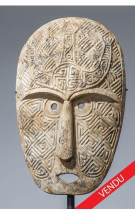 OCEANIE - Masque en Bois - Timor 01  - vente d'objet de décoration
