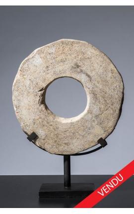 Océanie - Disque Bi en pierre