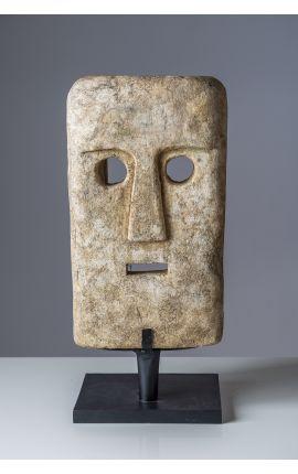 OCEANIE - Timor Sculpture  en Pierre 01