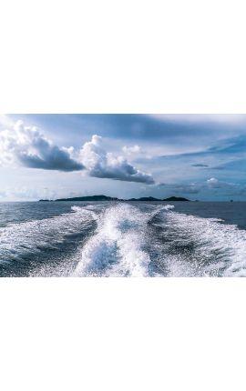 Baie d'Ha Long 01 - VIETNAM - Edition limitée, tirage couleur grand format- Nature