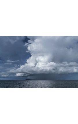 Horizon 09 - Photo d'art en édition limitée, tirage couleur grand format- Nature