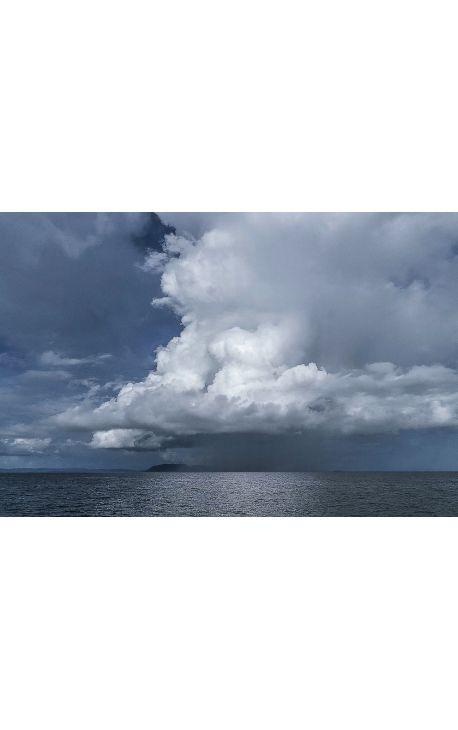Horizon 09 - Edition limitée, tirage couleur grand format- Nature