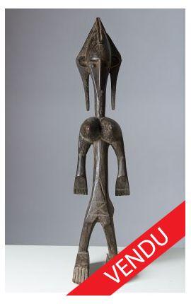 AFRIQUE - MALI - LIFE Arts Gallery - Statue Bambara 01 - Achat Art Premier