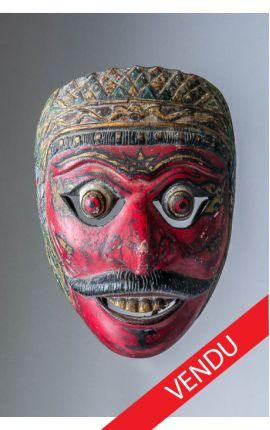 INDONESIE - Masque Théatre 02  - Vente de masque