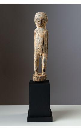 OCEANIE - Timor Statuette - Sculpture  en bois 01