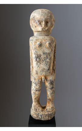 OCEANIE - Indonésie Timor Statuette - Sculpture en bois 02