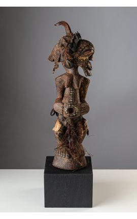 AFRIQUE - RD CONGO - Statue Nkisi Songye 01 - ARTS PREMIERS
