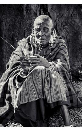 Masaï 15 - Leila SAHLI photographe réalisatrice