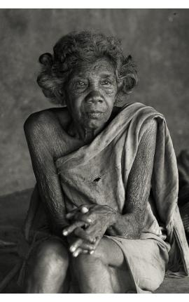 Inde Ourissa 5455 - Photo d'art, portrait en Edition limitée, Ethiopie