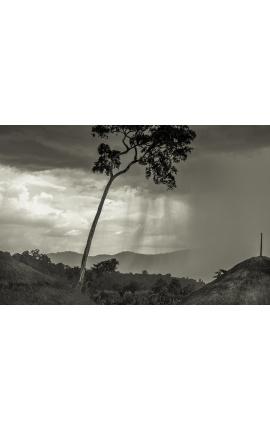Omo Valley 23 - Photo déco photographe Daniel Vuillemin