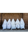 Femme Fantôme 02 - Photographie d'art Leila SAHLI photographe réalisatrice