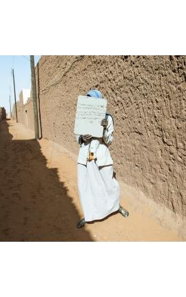 Femme Fantôme 05 - Photo d'art en édition limitée  - Leila SAHLI