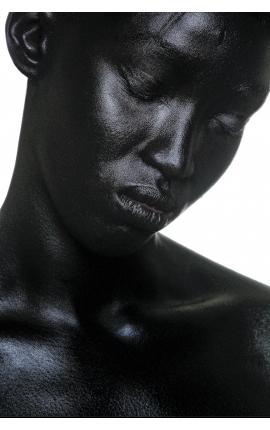 Black Woman 02 photographie d'art portrait