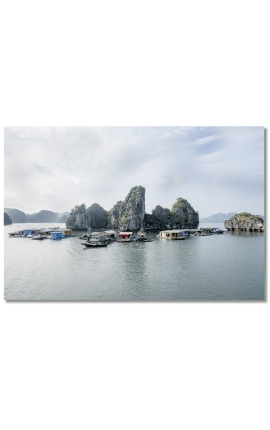 Ha Long Bay 01 - photographe Daniel Vuillemin Photo d'art