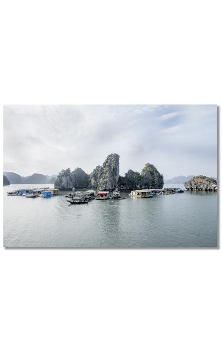 Ha Long Bay 01 - photographe Daniel Vuillemin Photo d'art
