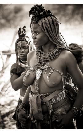 Himba Tribal 02