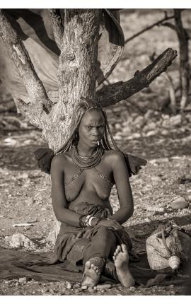 Himba Tribal 07