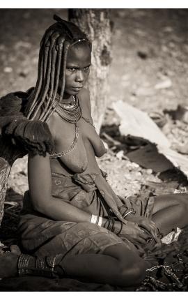 Himba Tribal 10