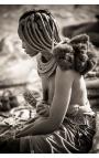 Himba Tribal 12 - Photographie d'art en Namibie