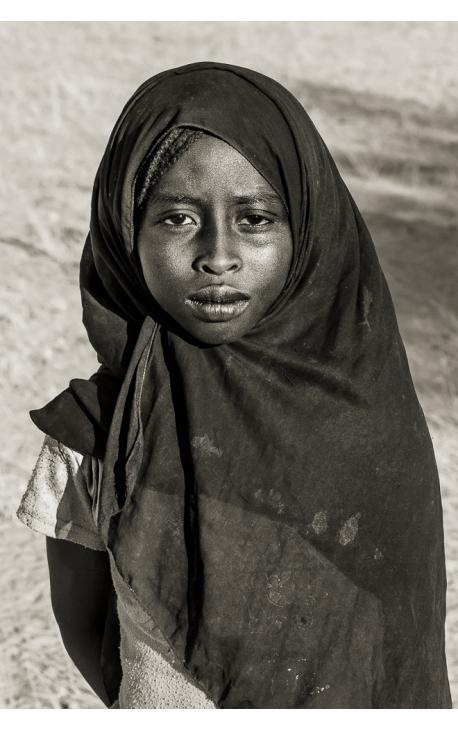Toubou 02 - Photographie d'art au Tchad