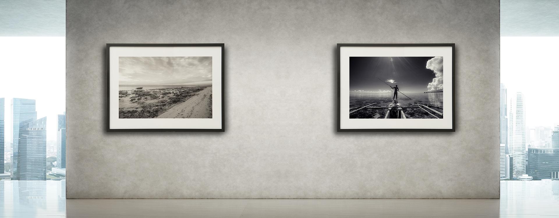 Photographie d'art - photo d'art en ligne artistique en noir et blanc - Sample 1